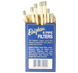 Brigham-pipe-filters
