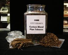 Custom Blend Pipe Tobacco