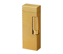 Dunhill_Rollagas_DiamondPat_Gold_Plated_lighter