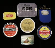 Name Brand Pipe Tobacco