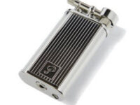 Peterson-silver-stripe-pipe-lighter