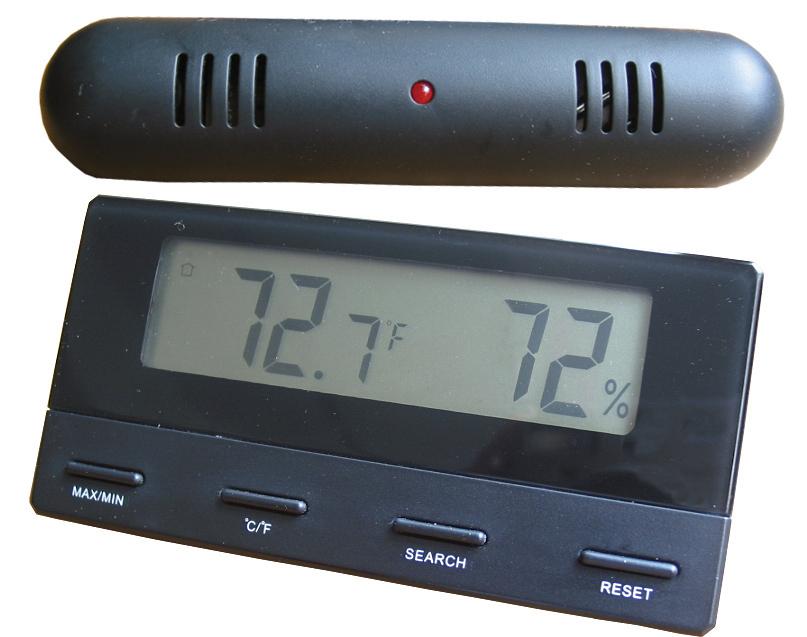 Remote Digital Hygromter 2